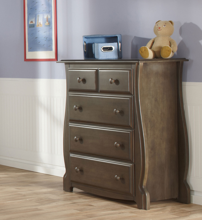 The 1904 <b>Bergamo 4-Drawer Dresser</b> in Earth: The new reference in style!