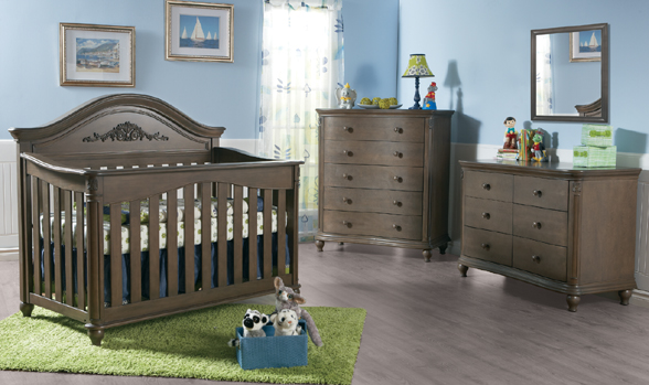 The gorgeous <b>Gardena</b> Collection, here shown in Slate.