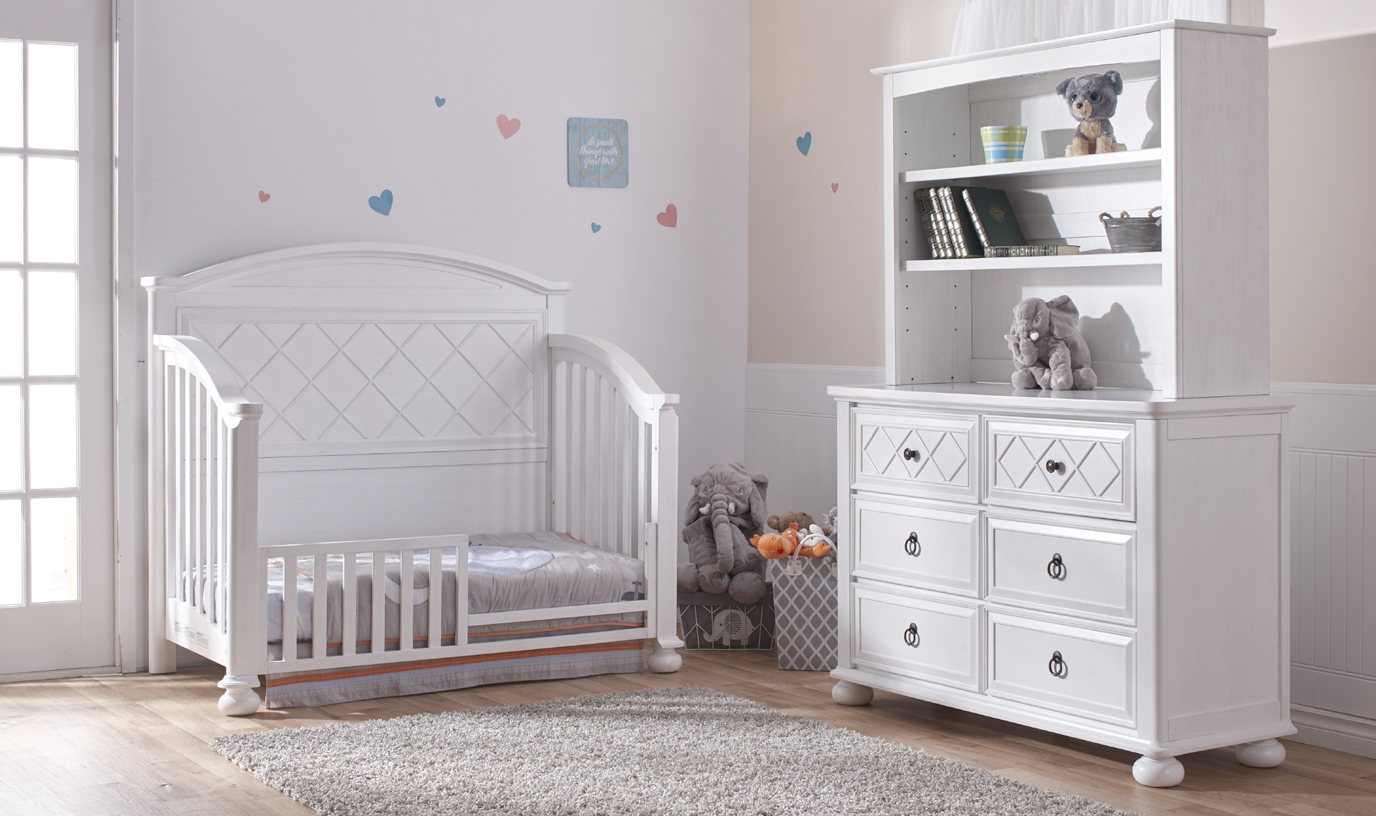 The <b>Siracusa Collection</b>. Another example of elegance and refined taste.  Here is the Siracusa toddler bed.
