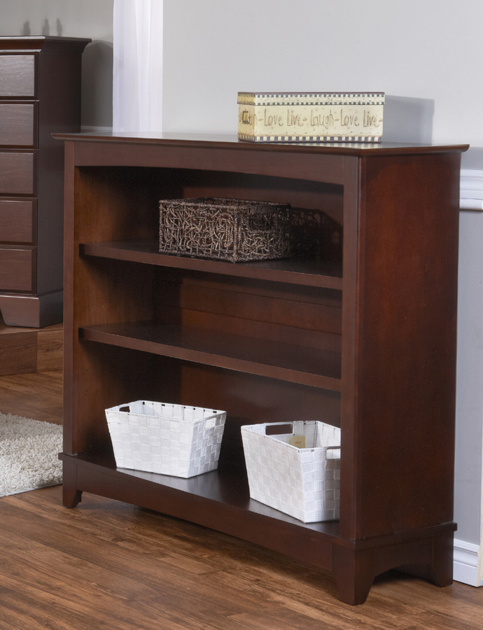 The Bookcase in Cherry.<br>