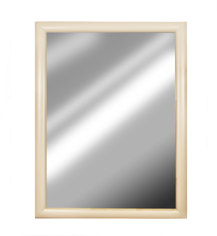 The <b>7777 Pali Mirror</b> in Dream. <br>Please note that the mirror can be also hung on a wall (in portrait or landscape positions) thanks to its pre-installed hooks.
