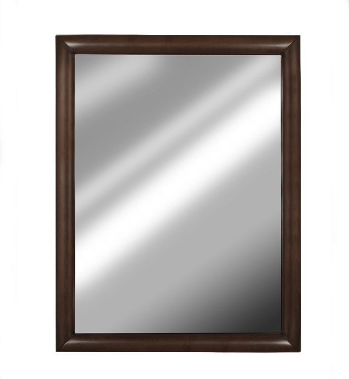 The <b>7777 Pali Mirror</b> in Earth. <br>Please note that the mirror can be also hung on a wall (in portrait or landscape positions) thanks to its pre-installed hooks.